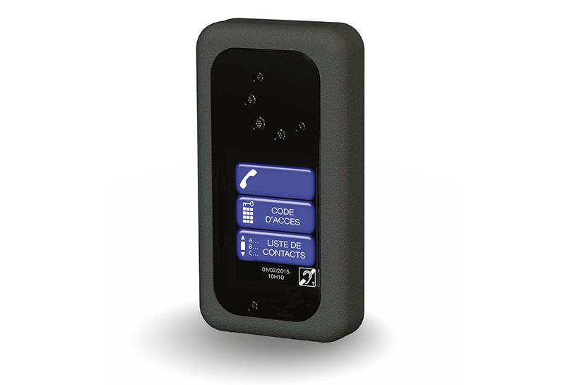 portier telephonique 3G sécurité accès
